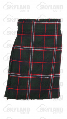 Traditional Scottish National Tartan 5 Yard 13oz. Scottish Kilt
